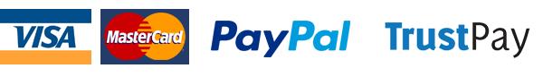 TrustPay, Visa, MasterCard