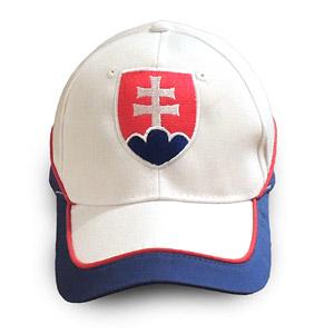 Slovakia white-blue cap