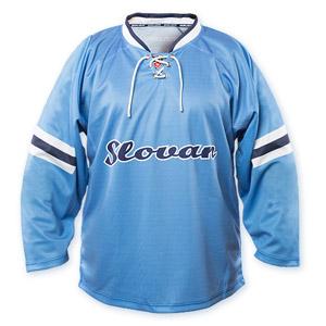 HC Slovan Bratislava belasý dres replika