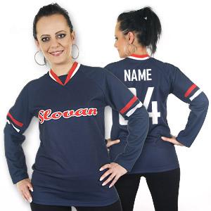 Dámsky hokejový dres Slovan