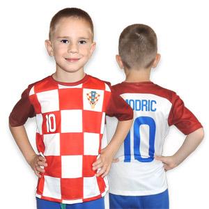 Futbalový detský dres Chorvátsko