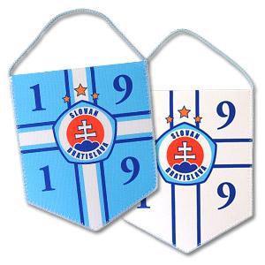ŠK Slovan Bratislava flag new