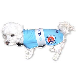 ŠK Slovan Bratislava oblečenie pre psa