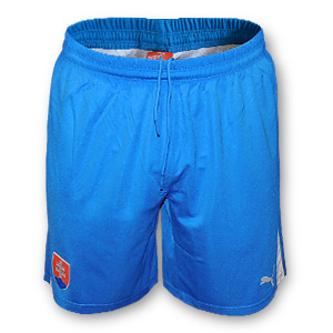 Slovakia blue shorts PUMA