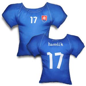 Slovakia pillow-player
