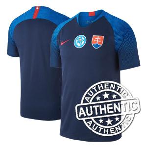 Slovakia modrý futbalový dres PUMA 2014