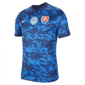 221be2ca032c8 Slovakia modrý Authentic futbalový dres NIKE 2018/19 s menom a číslom