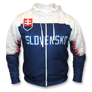 c46ebca63e5 Slovakia mikina modro-biela