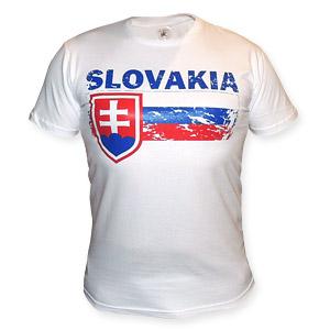 Blue t-shirt Slovakia