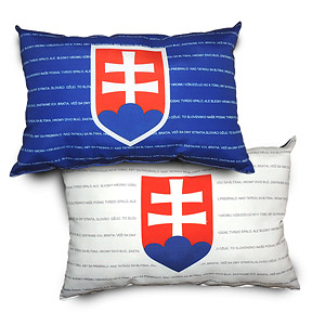 Slovakia vankúšik 2014
