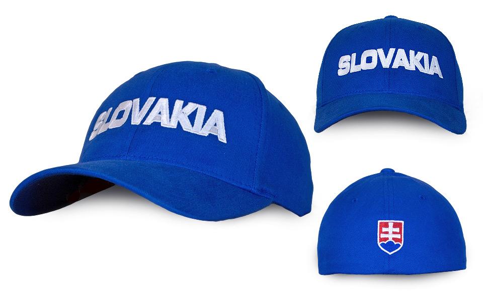10f97a7e3 Slovakia modrá šiltovka flex-fit - Slovan Fanshop